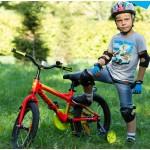 Как сделать приятным и безопасным катание ребенка на велосипеде
