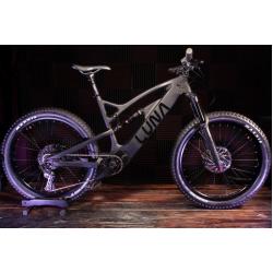 Новый ebike в стиле эндуро под названием Х-1 от Luna