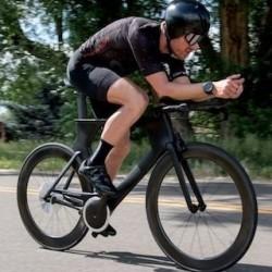 Велосипед без цепи с трансмиссией Driven от компании CeramicSpeed