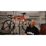 Велосипед с рычажным приводом