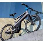 Инженеры из Франции создали «первый в мире умный велосипед» Iweech