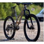 Велосипед ChillEasy от Caminade c рамой  из титана