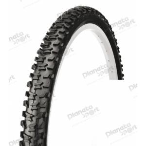 Покрышка 16x2.125 (57-305) Deli Tire S-168 этикеткой черная