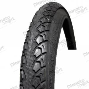 Покрышка 16x2.125 (57-305) Deli Tire S-210B Усиленная с этикеткой черная