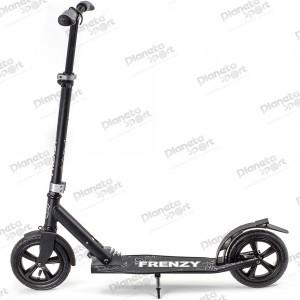 Самокат Frenzy 205mm Pneumatic Plus black