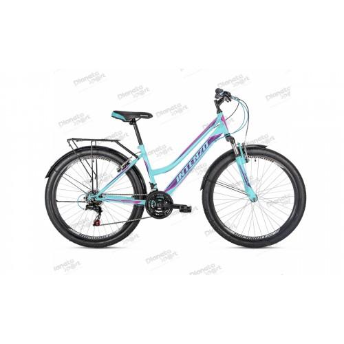 """Велосипед 26"""" Intenzo Costa Sus мятный 2019"""