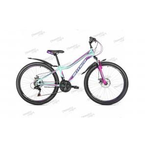 """Велосипед 26"""" Intenzo Terra мятный 2019"""