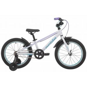 "Велосипед 18"" Pride FRIDA 18 белый 2019"