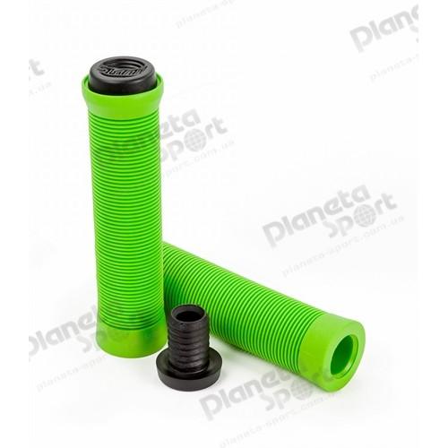 Грипсы Slamm Pro Bar Grips зелёные