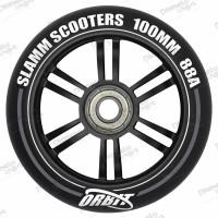Колесо Slamm Orbit black 100 мм