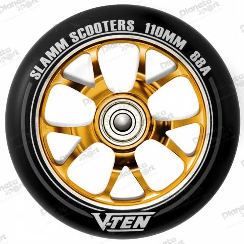 Колесо Slamm V-Ten II gold 110 мм