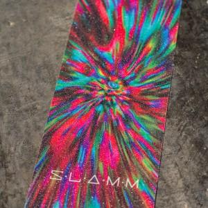 Наждак для самоката Slamm Grip Tape strobe