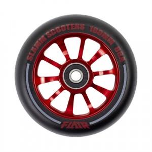 Колесо Slamm Flair 2.0 Wheels red 100 мм