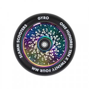 Колесо Slamm Neochrome Gyro Hollow Core 110 мм