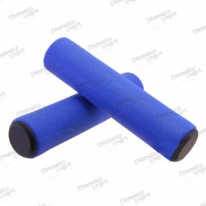 Грипсы Spelli SBG-6108 силиконовые, синие