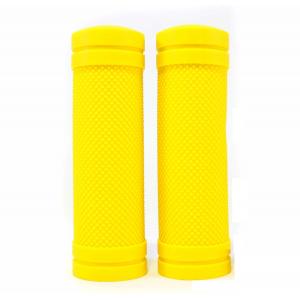 Грипсы Spelli SBG-660S 90mm жёлтые