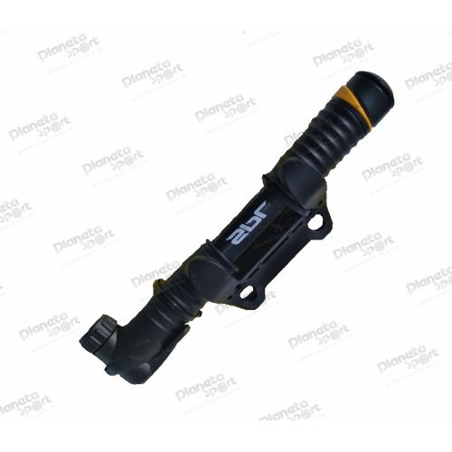 Насос Spelli SPM-102 пластиковый двух-ходовый, черный