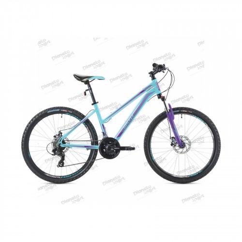 """Велосипед 26"""" Spelli SX-2000 Lady мятный 2019"""