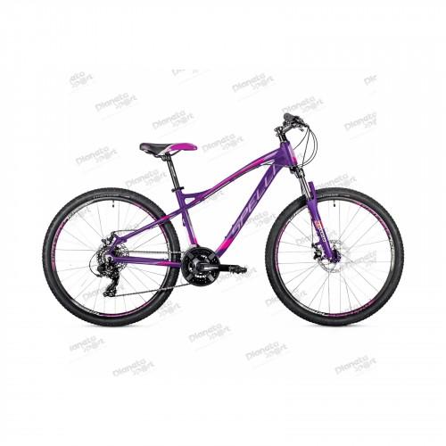 """Велосипед 26"""" Spelli SX-3200 Lady фиолетовый с розовым 2019"""