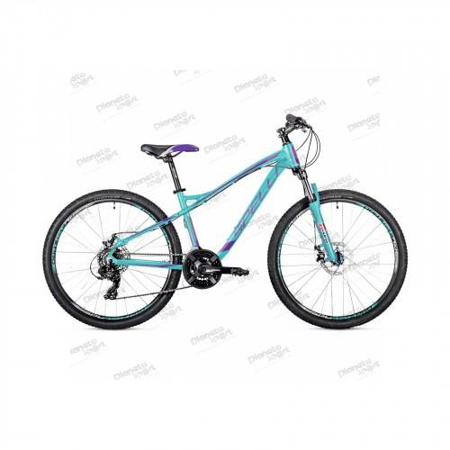 """Велосипед 26"""" Spelli SX-3200 Lady мятно-фиолетовый 2019"""