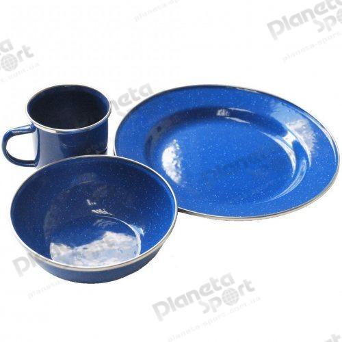 Набор посуды эмалированной Tramp TRC-074